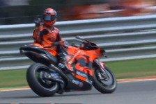 MotoGP-Zoff: Danilo Petrucci packt den Stinkefinger aus