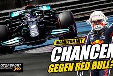 Formel 1 - Video: Formel 1, Frankreich: Hat Hamilton eine Chance gegen Red Bull?