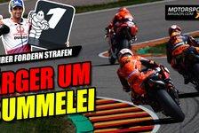 MotoGP - Video: Dicke Luft am Sachsenring: MotoGP-Fahrer bummeln im Qualifying