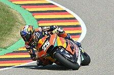 Moto2 Misano, Qualifying: Fernandez-Erfolgslauf geht weiter