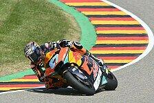 Moto2 Sachsenring: Remy Gardner dominiert, Raul Fernandez out
