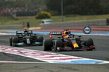 Formel 1 Frankreich: Verstappen siegt in Showdown über Hamilton