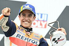 Marc Marquez bleibt realistisch: Sachsenring nur ein Ausreißer