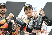 Marc Marquez ist zurück: MotoGP-Kollegen verneigen sich