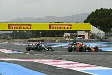 Formel 1 2021: Frankreich GP - Rennen