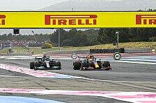 Formel 1, Hamilton: Härter gegen Verstappen wehren sinnlos