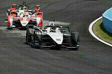 Formel E, Puebla ePrix Ticker: Wehrleins Platz zwei in Gefahr