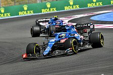 Formel 1, Alpine 2021: Risikofaktor Alonso macht sich bezahlt