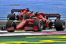 Formel 1, Ferrari-Fahrer hilflos: Graining wird wiederkommen