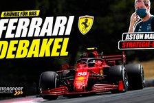 Formel 1 - Video: Formel 1, Frankreich: Warum war Ferrari so schlecht?