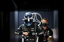 Formel 1, Wolff liebt Bottas' Wut-Funk: Endlich sagt er was