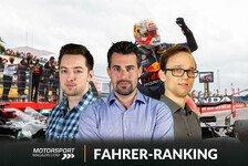 Formel-1-Fahrernoten: Max siegt, England spielt unentschieden