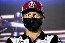 Formel 1 - Kimi-Zukunft fraglich: Keine Vertragsoption für 2022