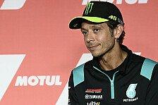 Live Ticker: Valentino Rossi beendet seine MotoGP-Karriere