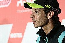 MotoGP: Rücktritt in Spielberg? Rossi gibt Pressekonferenz