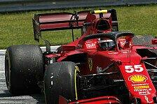 Formel 1: Ferrari-Fahrer befürchten Reifendrama in Silverstone