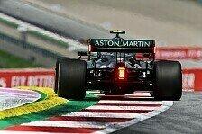 Formel 1, Nach Reifenschäden: Pirelli bringt neuen Hinterreifen