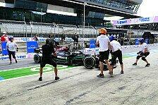 Formel 1, Bottas erklärt Boxengassen-Dreher: Etwas ausprobiert