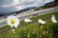 Formel 1, Wetter: Geringe Regenwahrscheinlichkeit in Spielberg
