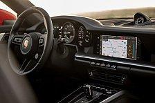 Porsche setzt nächste Generation seines Infotainmentsystems ein