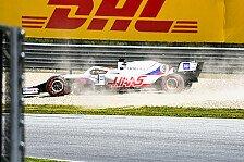 Nikita Mazepin verzweifelt an Formel 1: Bin ziemlich verloren