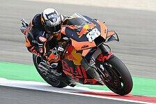 MotoGP: Sorge bei KTM um Miguel Oliveira nach Highsider