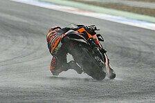 MotoGP: Live-Ticker - Irrer Wetter-Poker in Spielberg