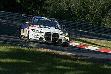 NLS: DTM-Pilot im BMW M4 GT3 in Nordschleifen-Unfall verwickelt