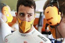 Formel 1, Ricciardo stürzt in Österreich ab: Ein Mysterium
