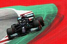 Formel 1 Spielberg, Hamilton gewinnt Qualifying-Generalprobe