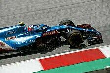 Formel 1, Ocon deutet an: Chassis Grund für schlechte Leistung?