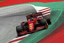 Hamilton hält Sainz auf: Ferrari bittet Mercedes um Hilfe