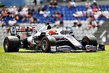 Formel 1, Mazepin-Auto schwerer als Schumacher? Haas erklärt