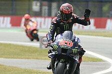 MotoGP - Assen 2021: Die Reaktionen zum Quartararo-Triumph