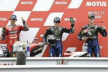 MotoGP - Assen: Alle Stimmen zum Qualifying-Samstag