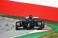 Formel 1 2021: Trotz Wolff-Dementi: Mercedes bringt Upgrades