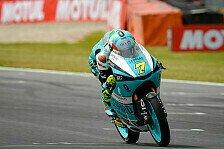 Moto3 Assen: Foggia gewinnt, Acosta vom Krankenhaus auf P4