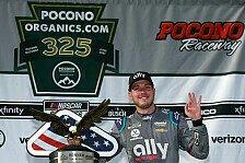 NASCAR 2021: Fotos Rennen 18 - Pocono Raceway Doubleheader