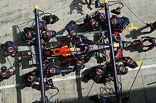 Formel 1, Red Bull verpatzt Perez-Stopp: Österreich-Podium weg