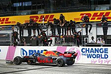 Formel 1, FIA warnt Red Bull: Verstappen-Burnout nicht okay
