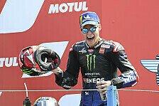 MotoGP: Yamaha-Chef von Fabio Quartararo überrascht