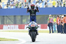 MotoGP-Analyse: Quartararo dominiert, auch Marquez darf feiern