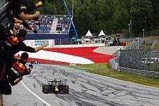 Formel 1 Ticker-Nachlese Spielberg: Stimmen zum Verstappen-Sieg