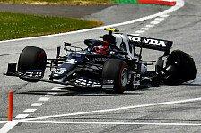 Formel 1: Gasly vergibt Leclerc und fordert trotzdem Strafe