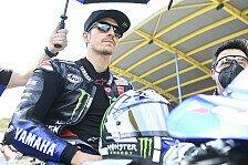 MotoGP: Vinales-Abgang bei Yamaha fix, 2022 bei Aprilia?