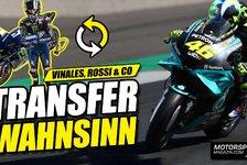 MotoGP - Video: Maverick Vinales löst Chaos am MotoGP-Fahrermarkt aus