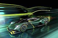 Mit Vettel: Aston Martin baut Monster-Version des Valkyrie