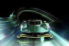 Aston Martin Valkyrie AMR Pro: Neweys 1.000-PS-Monster