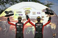 WRC Safari Rallye Kenia 2021: Alle Fotos vom 6. WM-Rennen