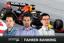 Formel 1 Fahrerranking: Verstappen grillt den Seuchenvogel